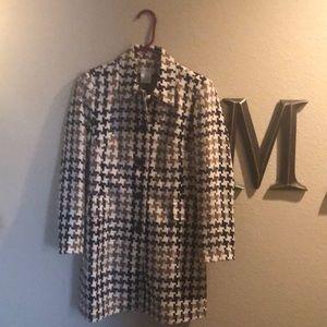 Fall lightweight dress coat